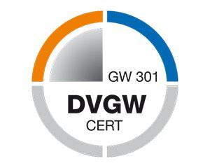DVGW CERT GW 301